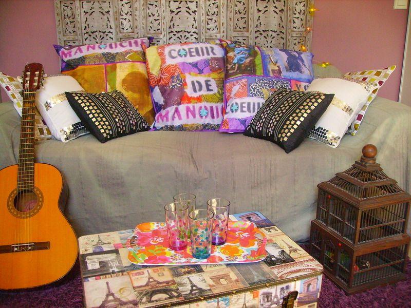 deco. Black Bedroom Furniture Sets. Home Design Ideas
