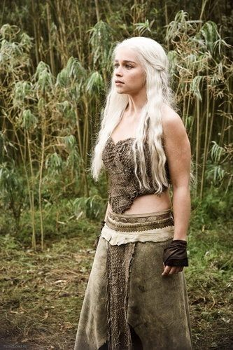 Cosplay ou déguisement Daenerys de Game of Thrones